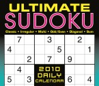 Ultimate Sudoku 2010 Daily Calendar