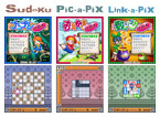 ROID launches mobile games with Conceptis puzzles in Japan