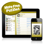 Fill-a-Pix for iPad and iPhone: More free puzzles, regular volume releases