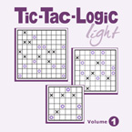 Tic-Tac-Logic Light Vol 1