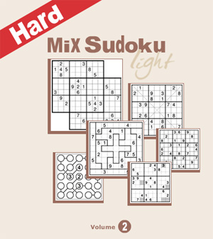 Mix Sudoku Light Vol 2
