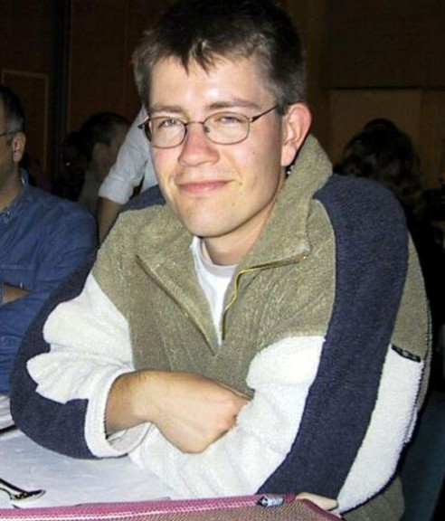 Niels Roest, The Netherlands. Champion of WPC 2002