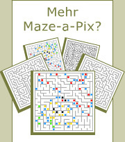 Maze-a-Pix (Labyrinth-Rtsel)