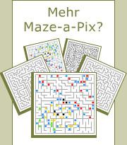 Maze-a-Pix (Labyrinth-Rätsel)