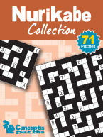 Nurikabe Collection: Cover