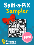 Sym-a-Pix Sampler: Cover