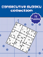 Consecutive Sudoku Collection 1: Cover