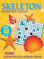 Skeleton Crosswords 1: Cover