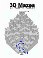 3D Mazes: Cover