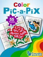 Color Pic-a-Pix: Cover