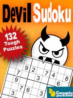 Devil Sudoku: Cover