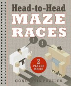 Head-to-Head Maze Races