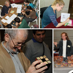 The Fifth Games and Puzzles Mini-Conference at the Weizmann Institute of Science