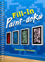Fill-In Paint-doku