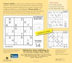 Ultimate Sudoku 2010 Daily Calendar (rear)