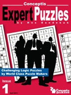 Conceptis Puzzle Experts Issue 1