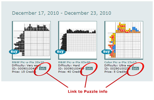 Link to Puzzle Info (Pic-a-Pix)