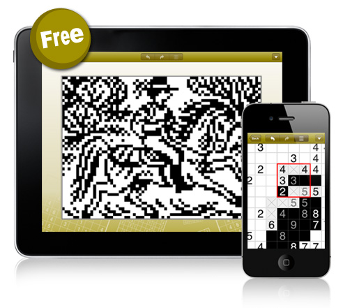 First puzzle game for iPad and iPhone released by Conceptis