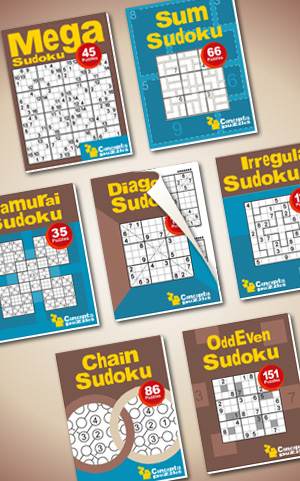 7 PDF books every Sudoku variants fan must have