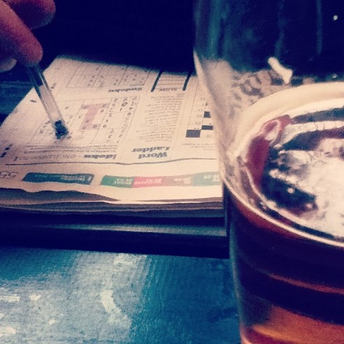 BEER SUDOKU - 21 Inspiring Sudoku Moments Captured by Instagramers #20