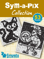 Sym-a-Pix Collection: Cover