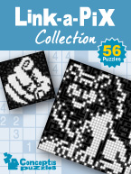 Link-a-Pix Collection: Cover