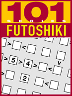 101 Futoshiki: Cover