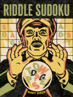 Riddle Sudoku: Cover