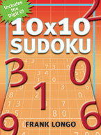 10x10 Sudoku: Cover