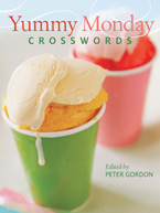 Yummy Monday Crosswords: Cover