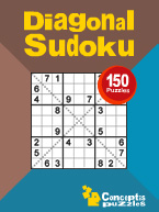 Diagonal Sudoku: Cover
