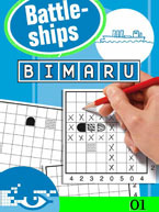 Battleships Bimaru 01: Cover
