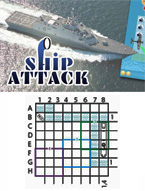 Ship Attack: Cover