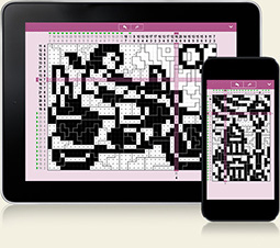 Cross-a-Pix for iPhone and iPad