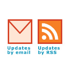 RSS and email updates