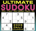 Ultimate Sudoku 2009 Daily Calendar