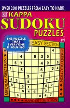 Conceptis Puzzles on Two Conceptis Sudoku Magazines Launched By Kappa Publishing Group  Inc
