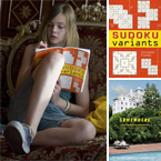 Sofia Coppola's Somewhere features Sudoku Variants by Conceptis Puzzles