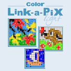 Released: Color Link-a-Pix Light Vol 1