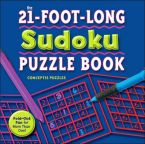 The 21-Foot-Long Sudoku Puzzle Book