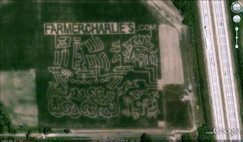 21 mazes: Farmer Charley's Pirates
