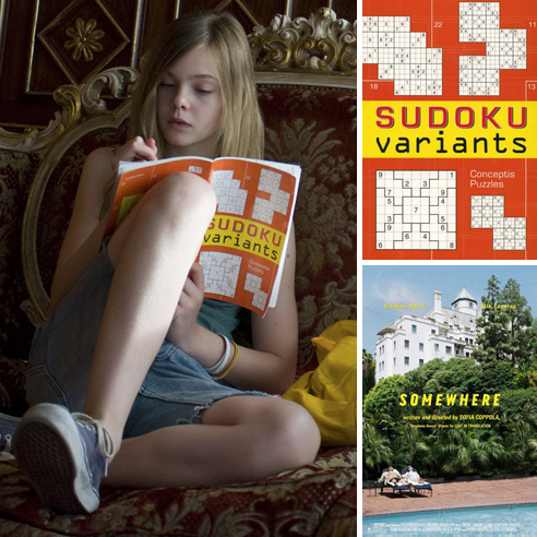 Conceptis Puzzles on Coppola S Somewhere Features Sudoku Variants By Conceptis Puzzles