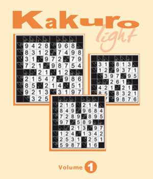 Released: Kakuro Light Vol 1