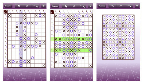 Tic-Tac-Logic for iPad and iPhone (iPhone)