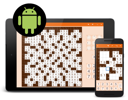 New: Kakuro for Android