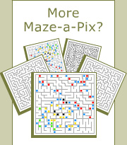 Maze-a-Pix