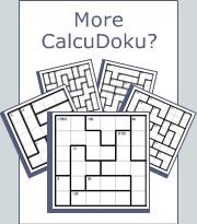 CalcuDoku