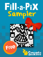 Fill-a-Pix Sampler: Cover