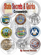 State Secrets &amp; Quirks Crosswords Cover
