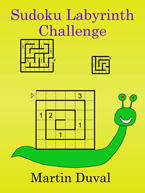Sudoku Labyrinth Challenge Cover